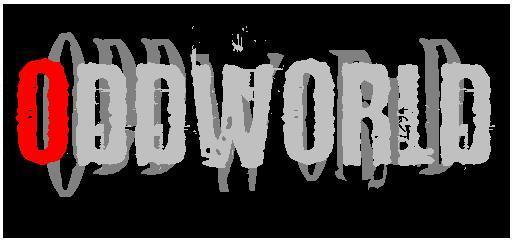 Oddworld Logo by NemesisXIII