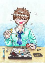 PA: Chess Class by KrayComics