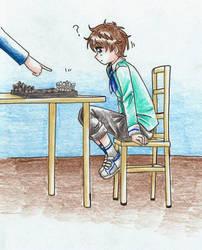 PA: Chess Class 2 by KrayComics