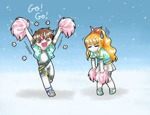 PA: Go! Go! Cheerleader!