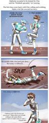 PA: Running Practice by KrayComics