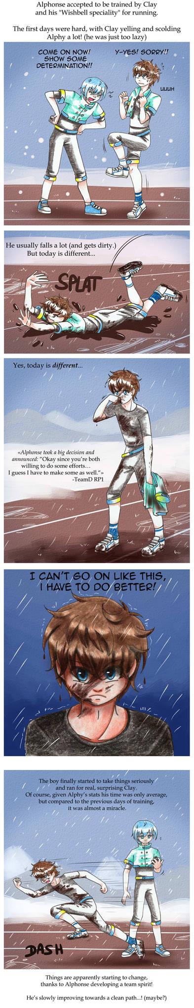PA: Running Practice