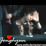 jonghyun sneezes so cute XD by ZORO-SMILE