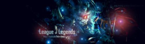 Cover C4D League Of Legends