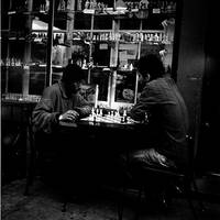 Chess in NY by maxyme