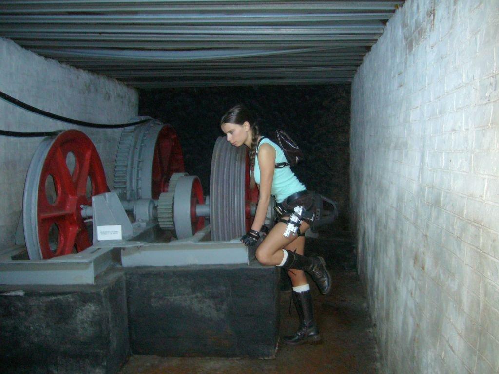 Tomb Raider Cosplay Anniversary Classic by DayanaCroft