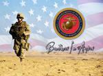 US Marine Corps Tribute