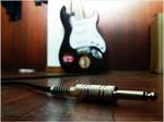 My Guitar - Macro