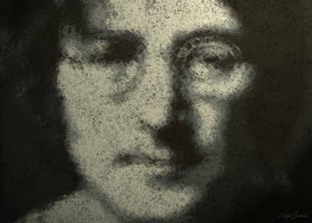 John Lennon by sorrowdiess