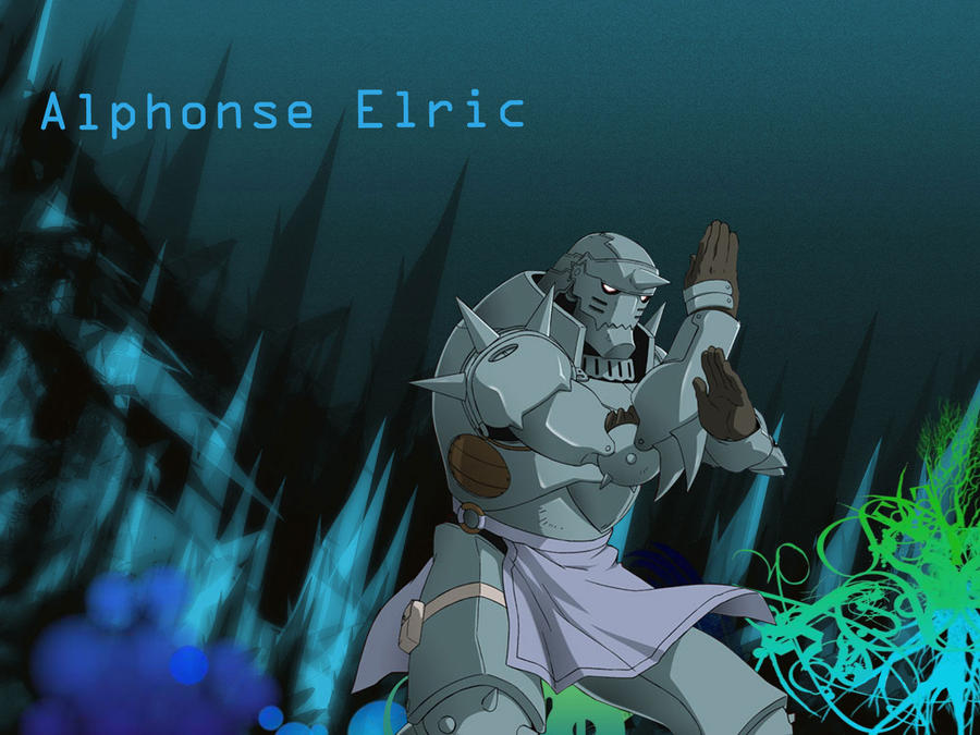 alphonse elric simplified wallpaper - photo #31