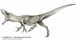 Torvosaurus tanneri