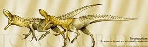 Torvosauridae Composite