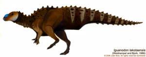 Iguanodon lakotaensis