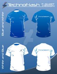 TechnoFlash T-Shirt Design