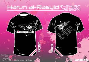 4HR T-Shirt Design