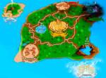 Map of the Island Kingdom of Harmony