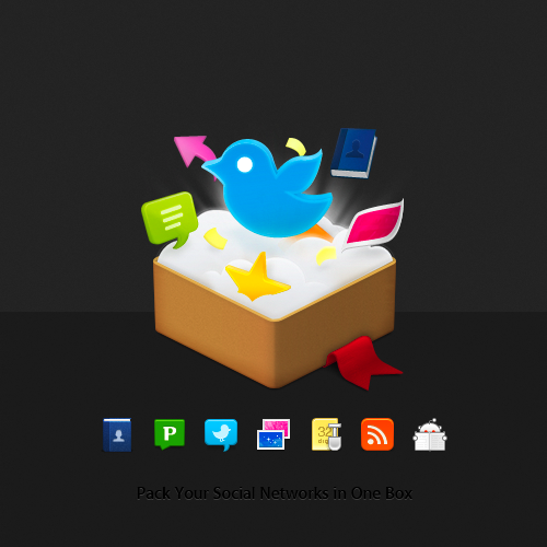 App Icon - EventBox by nawong