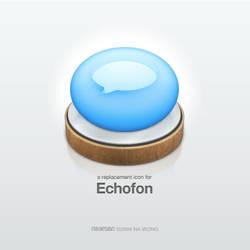 Icon - Echofon by nawong