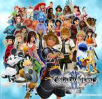 Kingdom Hearts II - characters