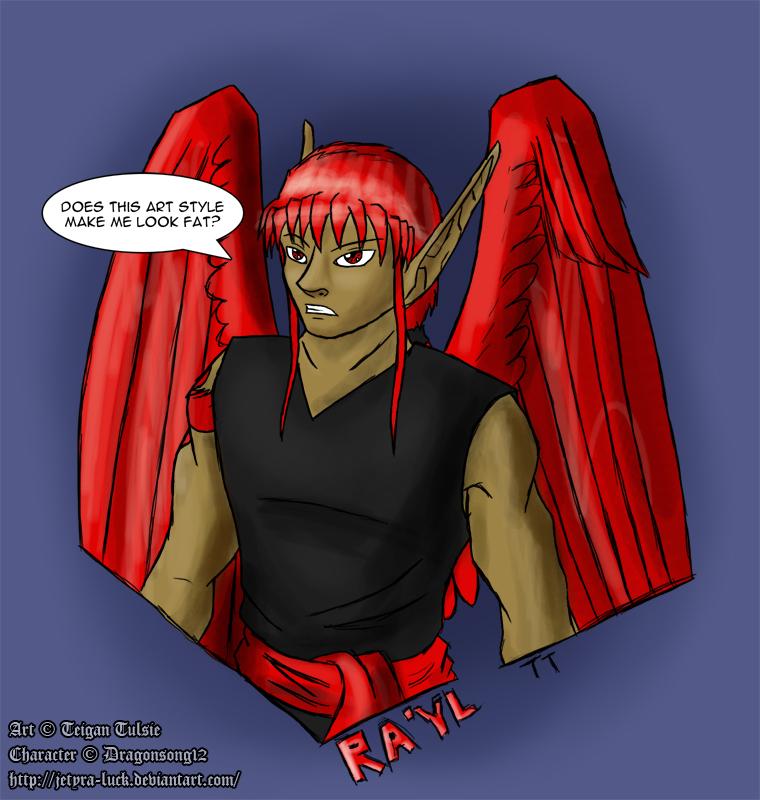 Fanart: Ra'yl
