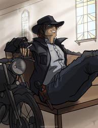 Cass Outlaw: Blasphemin'