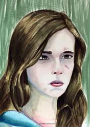 Emma Watson Portrait 1