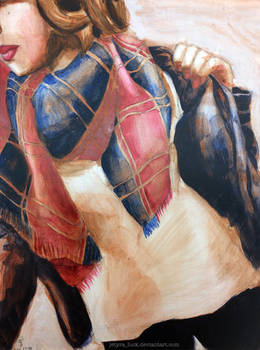 Painting: Clothing