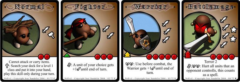 NoEvil - Cardgame
