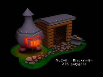 NoEvil - Blacksmith