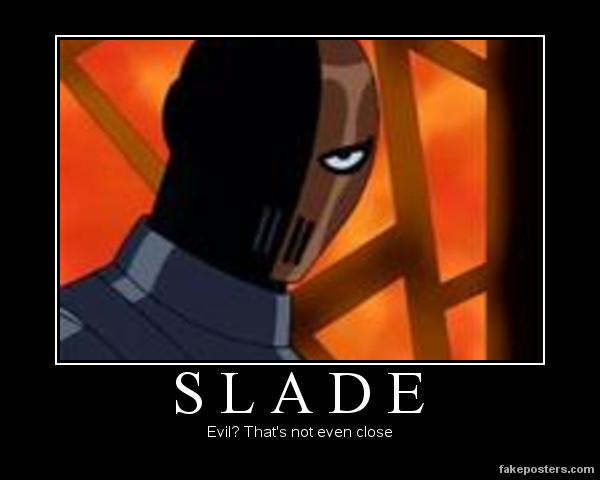 Slade Teen Titans 97