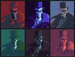 Warholian Phantoms