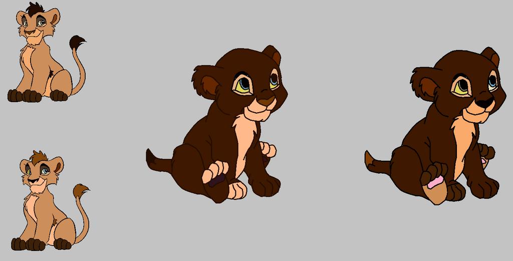 cubs for Acidpumpkin by 6goose1994