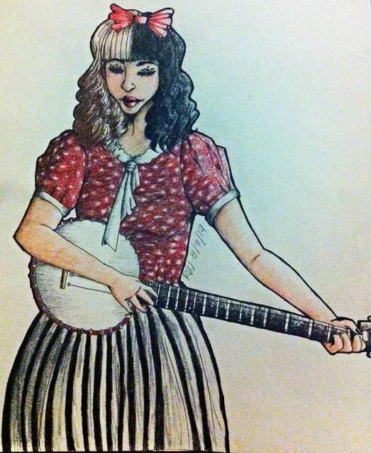 Melanie Martinez by Red-Wolf9999