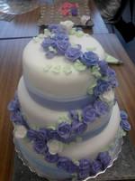 Wedding Cake by garfey