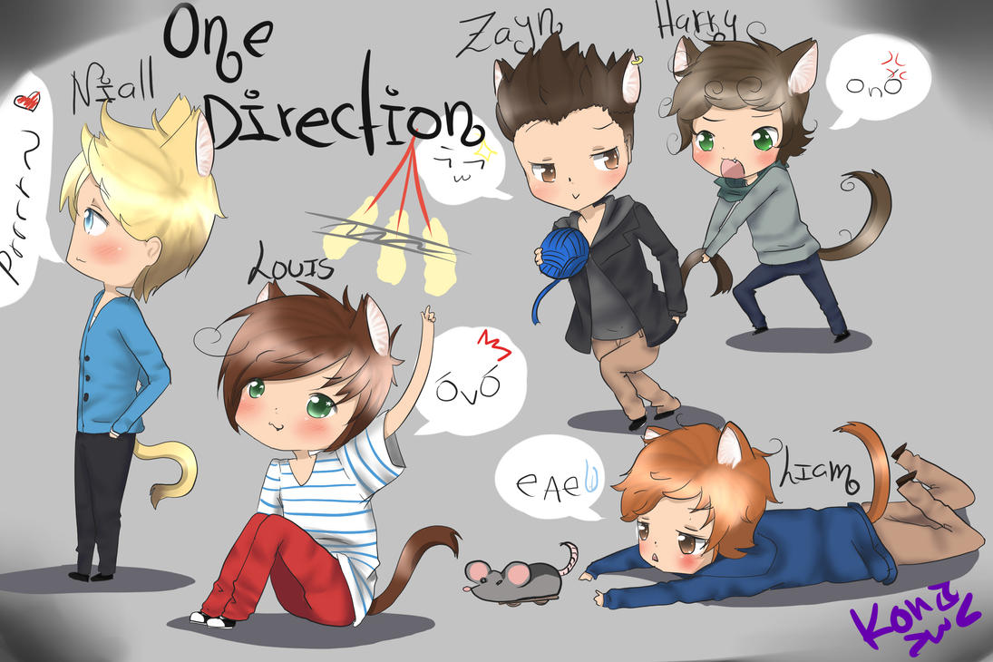 chibi one direction coloring pages - photo#22