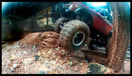 Bronco construction site 3