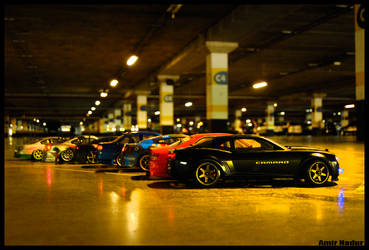 Rc night race