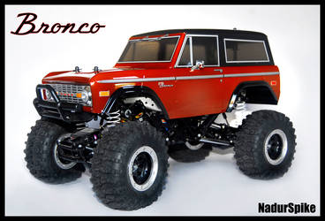 Tamiya Ford Bronco 1973