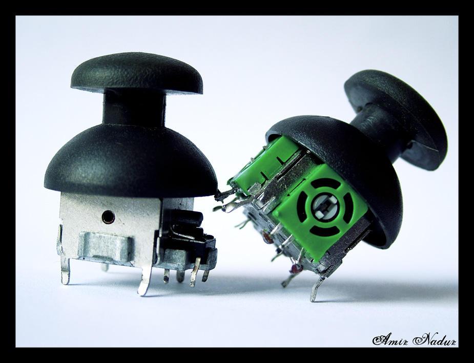 robots love by nadurspike