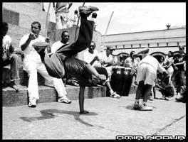capoeira by nadurspike