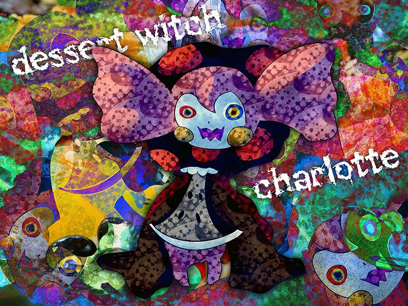 The Dessert Witch by davidalex