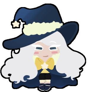 Mira cookie Black by Always-Tea-Time