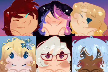 TAS || Squishicons 2 by Always-Tea-Time