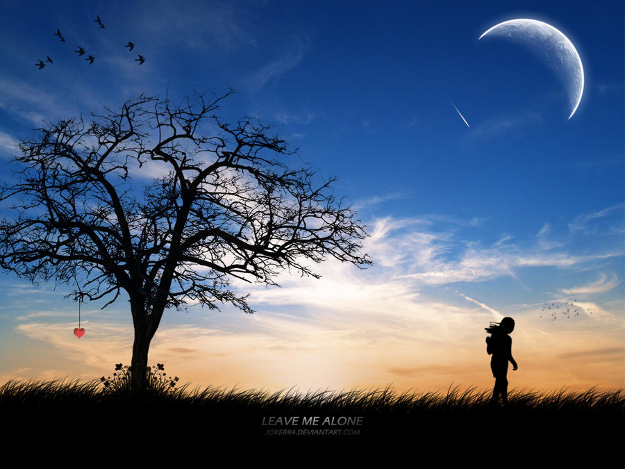 Ulične svetiljke....osvetljavaju srca,kad nadodju nemirne oluje morske... Leave_me_Alone_by_Joker84