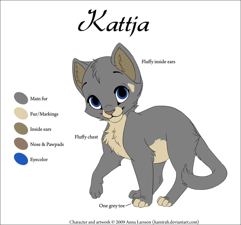 Kattja ref. by Kamirah