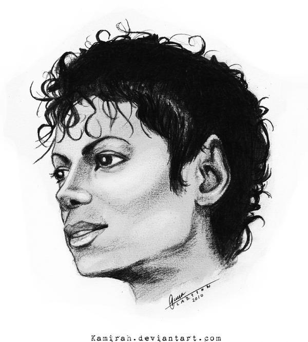 Michael Jackson by Kamirah