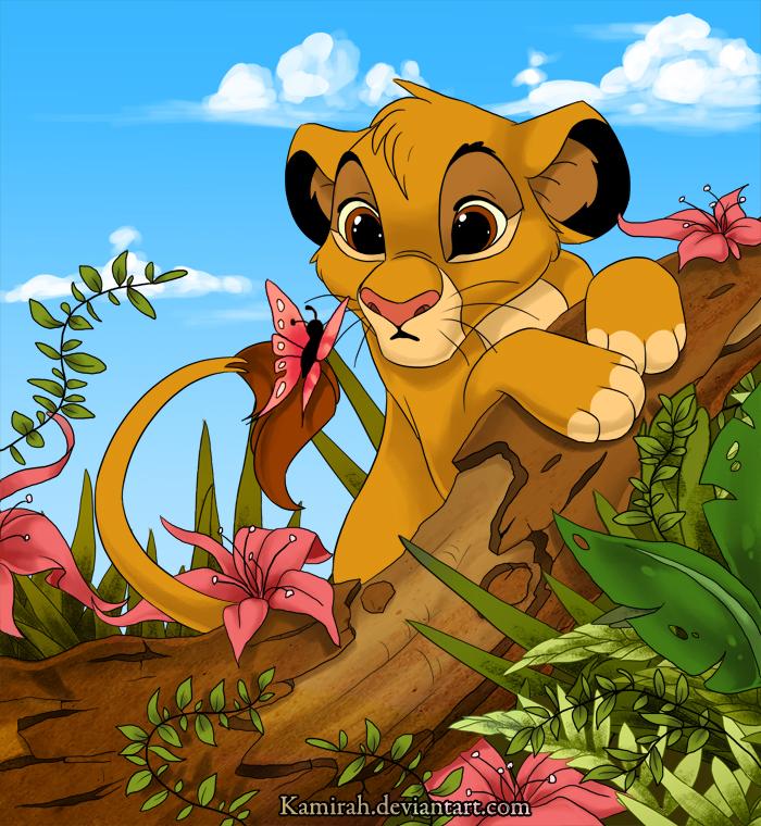 Simba par Kamirah