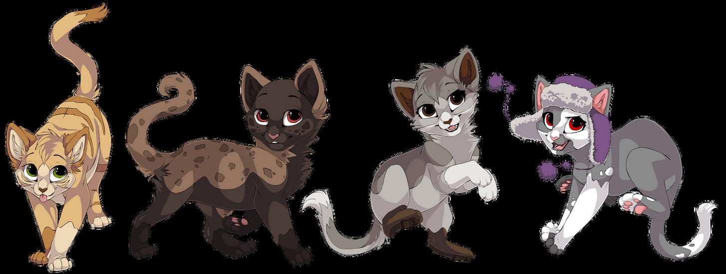 Fantasy Cat Breeding Games