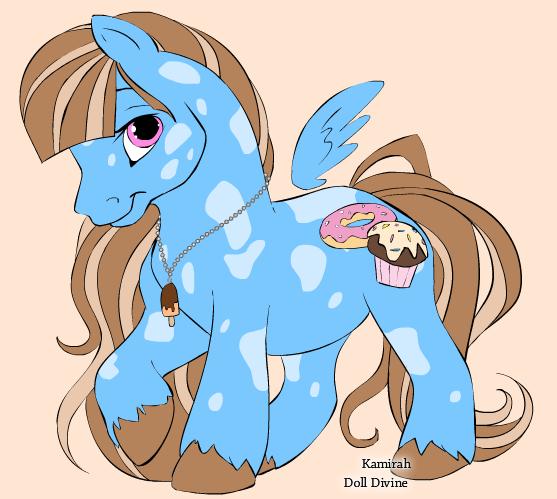 Pony Creator by Kamirah