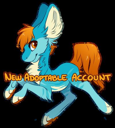 New Adoptable Account by Kamirah